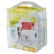 Hygienické podložky pre psov - 60 x 60 cm, 10 ks