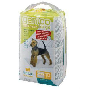 Hygienické podložky pre psov - 60 x 90 cm, 10 ks