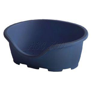 Ležadlo pre psa PERLA 2, modré 57 x 40 x 24 cm
