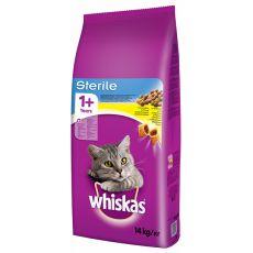 WHISKAS Sterile pre mačky 14 kg