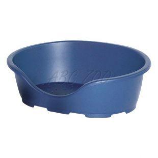 Ležadlo pre psa PERLA 7, modré - 103 x 72 x 32 cm
