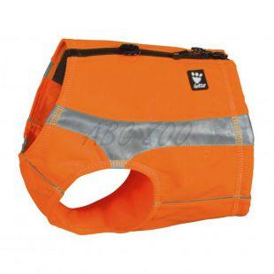 Reflexná polárna vesta HURTTA - oranžová