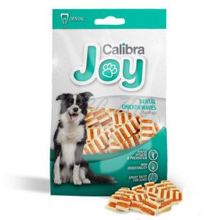 Pamlsky - Calibra Joy Dental Chicken Waves 80g