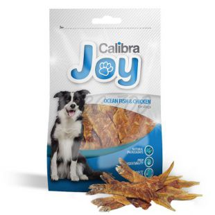 Pamlsky - Calibra Joy Ocean Fish and Chicken 80g
