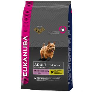 EUKANUBA ADULT SMALL BREED - 7,5 kg