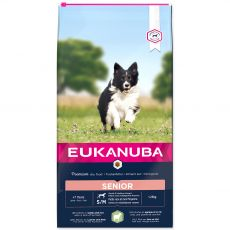 EUKANUBA Senior Small & Medium Breed Lamb 12 kg