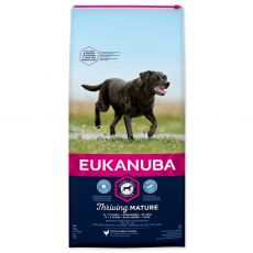 EUKANUBA MATURE & SENIOR Large Breed - 15 kg