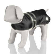 Kabátik pre psa s reflexnými prvkami - M / 50-70cm