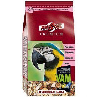 Krmivo pre veľké papagáje Prestige Premium Parrots 15kg