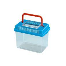 Plastová prepravka Ferplast GEO MEDIUM - modrá, 2,5L