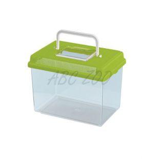 Plastová prepravka Ferplast GEO MEDIUM - zelená, 2,5L