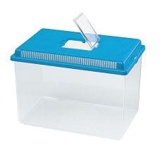 Plastová prepravka Ferplast GEO EXTRA LARGE - modrá, 11L