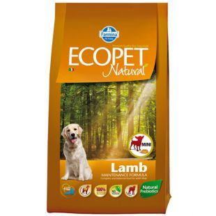 Farmina MO P ECOPET N dog LAMB MINI 2,5 kg