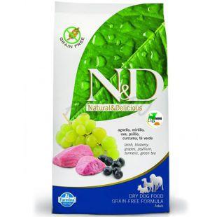 Farmina N&D dog GF ADULT MINI Lamb & Blueberry 0,8 kg