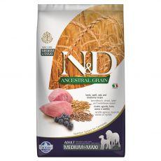 Farmina N&D dog LG ADULT MEDIUM & MAXI Lamb & Blueberry 12 kg