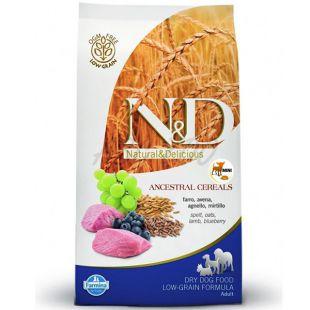 Farmina N&D dog LG ADULT MINI Lamb & Blueberry 0,8 kg