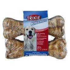 Žuvacia kosť pre psov z hovädzej priedušnice 2x10cm