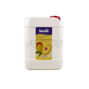 Šampón a kondicionér pre psy, mango - 5L