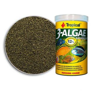 TROPICAL 3-Algae Granulat 100ml/38g