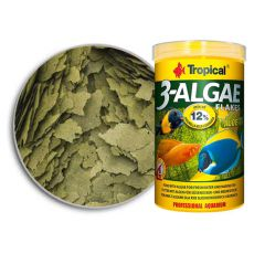 TROPICAL 3-Algae Flakes 100ml/20g