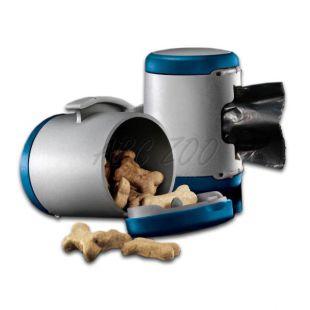 Flexi Vario Multi Box zásobník, modrý + vrecúška na odpad