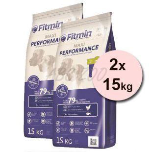 Fitmin MAXI Performance 2x15kg + DOPRAVA ZDARMA
