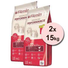 Fitmin MEDIUM Performance 2x15kg + DOPRAVA ZDARMA