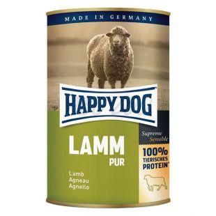 Happy Dog Pur - Lamm 400g / jahňacie