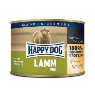 Happy Dog Pur - Lamm 200g / jahňacie