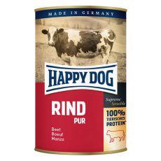 Happy Dog Pur - Rind 400g / hovädzie