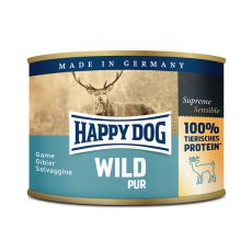 Happy Dog Pur - Wild 200g / divina