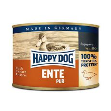 Happy Dog Pur - Ente 200g / kačka