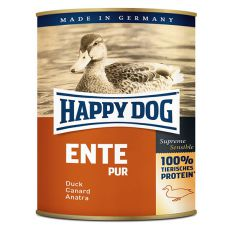 Happy Dog Pur - Ente 800g / kačka