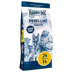 Happy Dog 24-14 SENSITIVE GRAINFREE 20kg