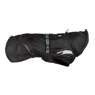 Zimná bunda HURTTA SUMMIT PARKA - čierna, EXTRA LARGE
