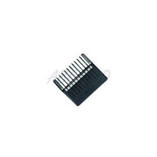 MOSER nástavec 1 - 4,5 mm čierny