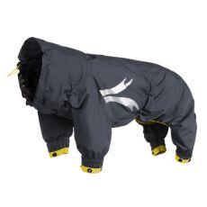 Overal Hurtta Slush Combat Suit - sivý, SMALL