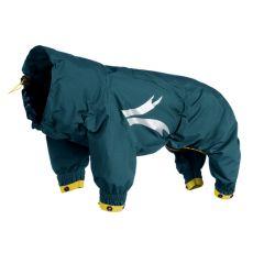 Overal Hurtta Slush Combat Suit - modrý, SMALL