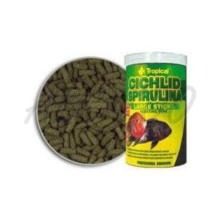 TROPICAL Cichl. Spirulina Large Sticks 250ml