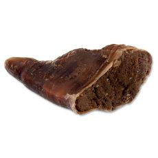 Hovädzie kopyto pre psa - plnené jahňacím mäsom a ryžou
