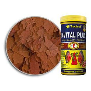 TROPICAL D Vital Plus 150ml/25g vitalita