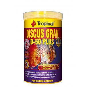 TROPICAL Discus Gran D-50 Plus 100ml/38g