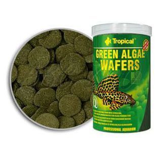 TROPICAL Green Algae Wafers 100ml/45g