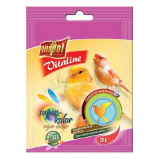 VITAPOL - zmes Vitaline Super kolor pre vtáky, 20 g