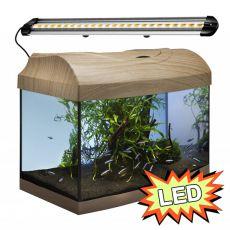 Akvárium STARTUP 40 LED Extra 2x4,3W - OBLÚK - BUK