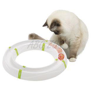 Hračka pre mačku MAGIC CIRCLE, 40 x 5 cm