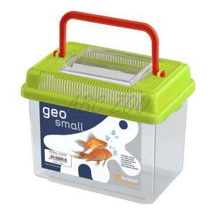 Plastová prepravka Ferplast GEO SMALL - zelená, 1L