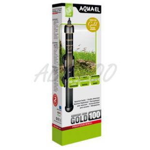 Aquael GOLD 100W ohrievač s termostatom
