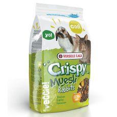 Crispy Muesli Rabbits 2,75kg - krmivo pre králikov