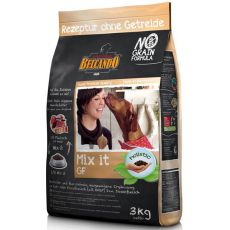 BELCANDO Mix It Grain Free 3 kg